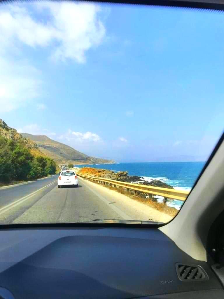 rent safe car in crete